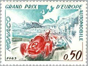 Kunioの世界の切手紹介と海外写真集      乗り物の切手|モータースポーツ 世界のレーシングカー、ラリーカー 往年のレーシングカーやフォーミュラーカー(F1,F2,F3)