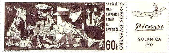 ピカソ ゲルニカ 戦争