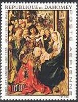 Ulrich Apt the Elder 1460 - 1532 『Adoration of the Magi』 (東方三博士の礼拝)