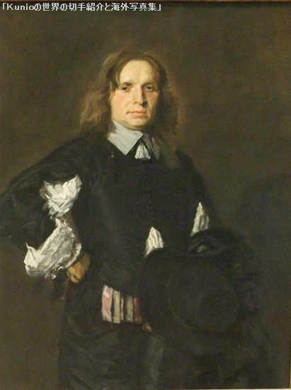Portrait of a Man, early 1650s|Frans Hals