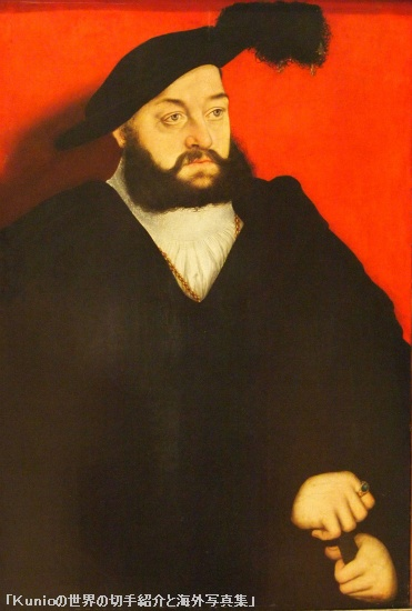 John, Duke of Saxony, ca. 1537|Lucas Cranach the Elder