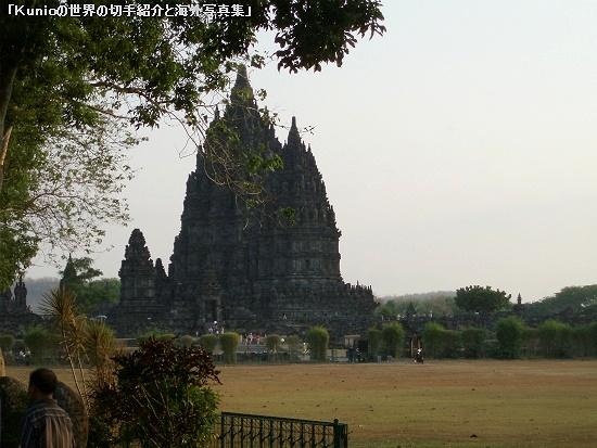 プランバナン寺院群の画像 p1_12