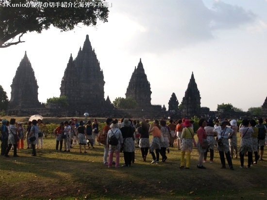 プランバナン寺院群の画像 p1_18