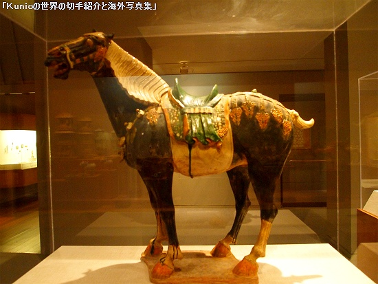 Horse Chinese, Tang dynasty, Early 8th century